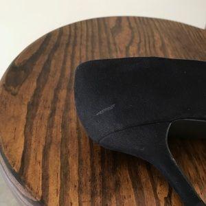 H&M Shoes - H&M Pointy Toe Heels Pumps Black